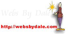 Webs By Dale Logo